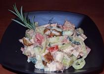 Řízkový salát
