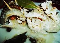 Rybí závitky na kyselo