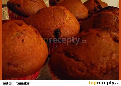 Vánoční muffiny
