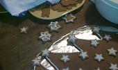 Vánoční perníkové sušenky