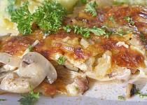 Zapečené šťavnaté kuřecí maso