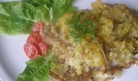 Zapékané rybí filety