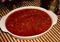 Boloňská omáčka a špagety
