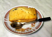 Brusinkovo-mandlové bochánky bez lepku, mléka a vajec