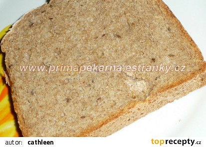 Celozrnný (60%) chleba s bramborem