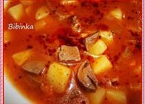 Dobrá srdcová polévka