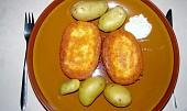 *Fajnový* smažený sýr