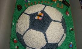 Fotbalový míč - trochu jinak