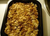 Jáhlový nákyp s fíky-bez lepku, mléka a vajec