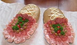 Narozeninové papučky