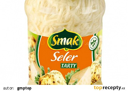 marinovaný celer