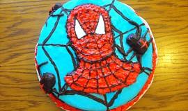 Spiderman dort