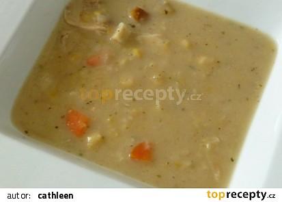 Vánoční rybí polévka  Retro