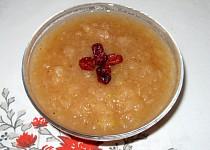 Voňavý jablečný kompot