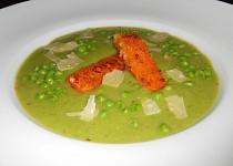 Vydatná hrášková polévka