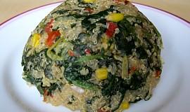 Barevná quinoa