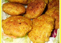 Celerovo-kuřecí placičky