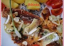 Křupavé rybí kousky  s Hermelínem