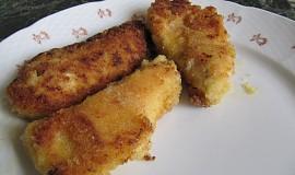 Medovo-hořčičné kuřecí kousky