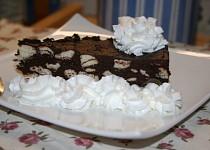 Nepečený dortík pro milovníky čokolády