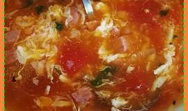 Tomatová česnečka