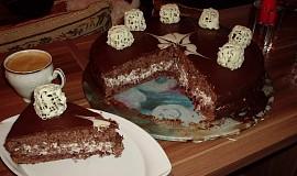 """Čokoládový dort  """"INDIÁN"""""""