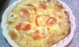 Fumo Pulcino, Pizza Delicates, přísada