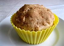 Jablkovo-skořicové muffiny bez lepku, mléka a vajec