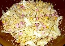 Kuskusový salát s fenyklem