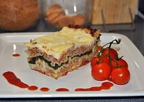 Lasagne se špenátem (2)