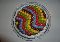Lentilkový dort