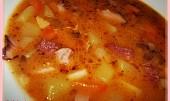 Lovecký bramborový guláš