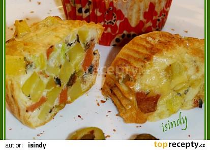 Muffiny na slano