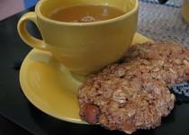 Ovesné placičky - hrnkový recept