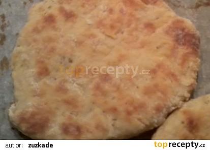 Placky z bramborové kaše od Zuzice