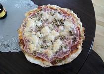 Skvělá domácí pizza