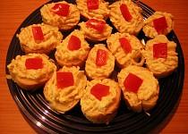 Vajíčková pomazánka s provensálským kořením