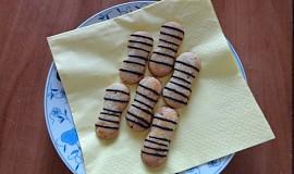 Banánové keksy