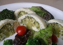 Brokolice v květáku