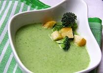 Brokolicový krémík