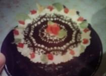 Čokoládový dort II