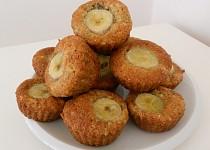 Dětské banánové muffiny