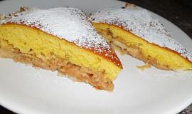 DIA Obrácený jablečný koláč