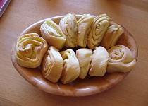 Jugoslávské česnekové koláčky
