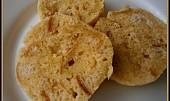Knedlíky houskové hrnečkové, vařené v mikrovlnce