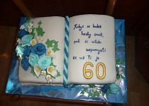 Kniha k 60