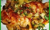 Kuře na vybrané zelenině