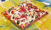 Moje pizza těsto