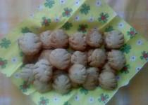 Ořechové šištičky