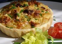 Slané koláčky s bramborovou náplní
